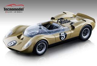 McLaren Elva Mark 1 #5 Spinout Movie *Elvis* 1966 1:18 Tecnomodel