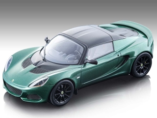 Lotus Elise Sprint 220 2017 green 1:18 Tecnomodel
