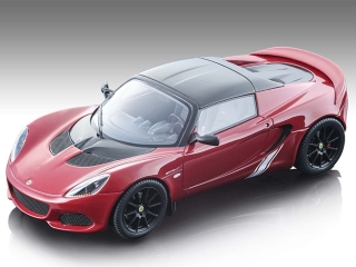 Lotus Elise Sprint 220 2017 red 1:18 Tecnomodel