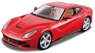 Ferrari F12 Berlinetta 2012 red 1:24 Maisto