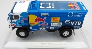 Kamaz 4326 #303 Winner Rally Silk Way 2017 1:43 DiP Models