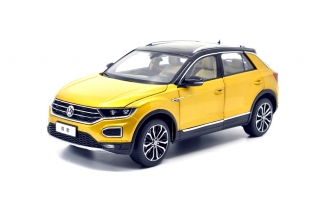 Volkswagen T-ROC 2018 orange 1:18 Paudi
