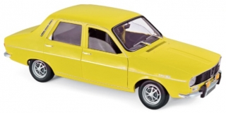 Renault 12 TS 1973 yellow 1:18 Norev