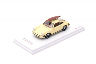 Porsche 911S 2.7 with Surf Board 1:43 TSM Model