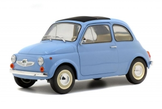 Steyr Puch 500 1969 blue 1:18 Solido