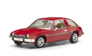 AMC Pacer 1977 red 1:18 LS Collectibles