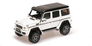Mercedes-Benz G500 4x4 Concept white 1:18 Almost Real