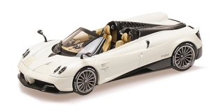 Pagani Huayra Roadster 2017 pearl white 1:43 Almost Real