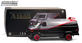 GMC Vandura *The A-Team TV Series* 1983 1:12 Greenlight