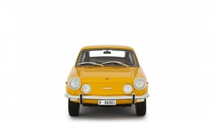 Seat 850 Sport Coupe 1968 yellow 1:18 Laudoracing Model