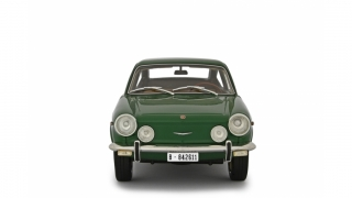 Seat 850 Sport Coupe 1968 green 1:18 Laudoracing Model