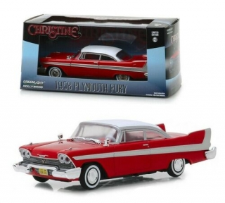 Plymouth Fury *Christine* 1958 1:43 Greenlight
