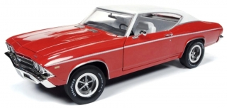 Chevrolet Chevelle HAT Class 69 COPO 427 red 1:18 Auto World