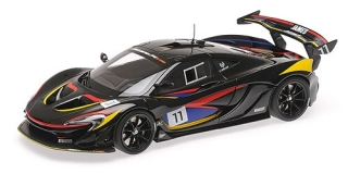 McLaren P1 GTR J. Hunt 40th Anniversary 1:18 Almost Real