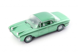 Chevrolet Biscayne XP-37 1955 green metallic 1:43 Avenue 43