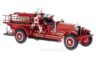 Stutz Model C RHD Ford Fire Co. 1924 1:43 Lucky Diecast