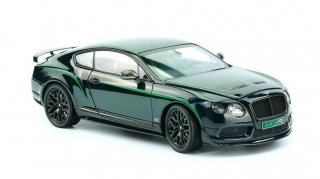 Bentley GT3 R 2015 cumbrian green 1:18 Almost Real