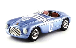 Ferrari 166MM Barchetta Spider #12 Winner GP Svezia 1952 Chassis #0014 Stener 1:43 Art Model