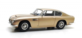 Aston Martin DB6 1964 gold 1:18 Cult Scale Models