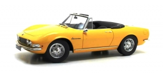 Fiat Dino Spider 1966 yellow 1:18 Cult Scale Models