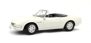 Fiat Dino Spider 1966 white 1:18 Cult Scale Models