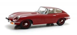 Jaguar E-type series II 4.2 coupé 1968 red 1:18 Cult Scale Models