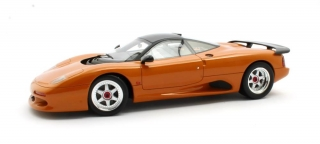 Jaguar XJ-R 1990 orange 1:18 Cult Scale Models