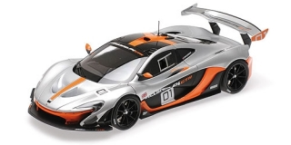 McLaren P1 GTR Pebble Beach California Design Concept 2015 1:18 Almost Real