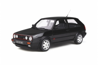 Volkswagen Golf GTI Mk2 16V 1985 black 1:12 OttOmobile