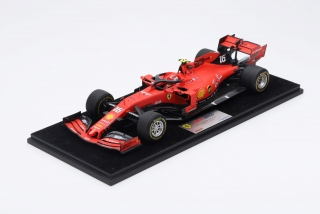 Ferrari SF90 #16 C.Leclerc Winner Belgian GP 2019 1:18 Look Smart