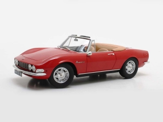 Fiat Dino Spyder 1966 red 1:18 Cult Scale Models