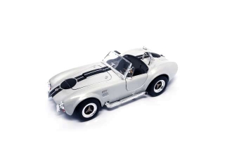 Shelby Cobra 427 S/C *Road Signature* 1964 grey 1:18 Lucky Diecast