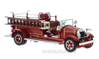 Buffalo Type 50 Excelsior Fire Co. Montville, N.J. 1932 1:43 Lucky Diecast