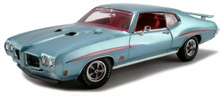 Pontiac GTO Judge 1970 mint turquise 1:18 Acme