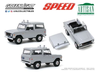 Ford Bronco *Speed 1994 Jack Travens* 1970 1:18 Greenlight