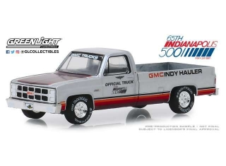 GMC Sierra Classic 1500 65th Annual Indianapolis 500 Mile Race Official Truck 1981 1:18 Greenlight