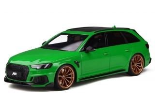 ABT RS4+ viper green 1:18 GT Spirit