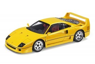 Ferrari F40 1987 yellow 1:12 Top Marques Collectibles