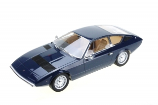 Maserati Khamsin 1973 blue 1:18 Top Marques