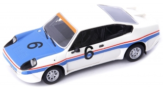 Škoda 739 Motorsport 1981 white/blue 1:43 Avenue 43