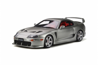 Toyota Supra 3000 GT TRD 1998 quick silver metallic clearcoat 1:18 OttOmobile