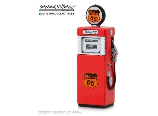 Wayne 505 Gas Pump Phillips 66 Ethyl 1951 *Vintage Gas Pumps Series 7* 1:18 GreenLight