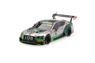 Bentley Continental GT3 2019 Liqui-Moly Bathurst 12H Bentley Team M-Sport 1:43 TSM Model