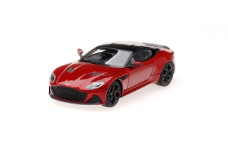 Aston Martin DBS Supperleggera hyper red 1:43 TSM Model