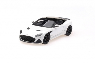 Aston Martin DBS Supperleggera stratus white 1:43 TSM Model
