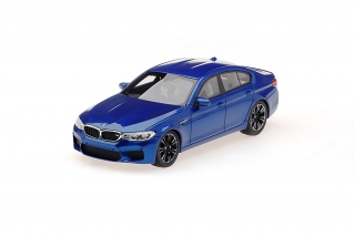 BMW M5 Yas Marina Blue Metallic 1:43 TSM Model