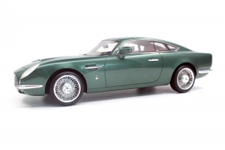 David Brown Speedback GT 2019 green 1:18 Top Marques