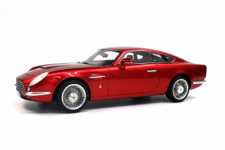 David Brown Speedback GT 2019 red 1:18 Top Marques