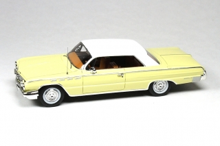 Buick Electra 1962 cameo cream/white 1:43 Goldvarg Collection