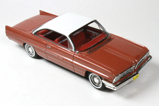 Buick Electra 1962 burgundy/white 1:43 Goldvarg Collection